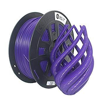 FF - Purple PLA 3D Printer Filament 1.75mm 1kg