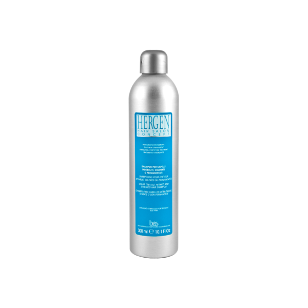 HERGEN STRESSED COLOR-TREATED OR PERMED HAIR SHAMPOO