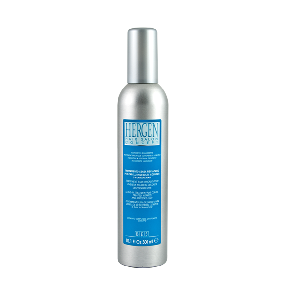 HERGEN  LEAVE-IN FOR STRESSED COLOR-TREATED OR PERMED HAIR
