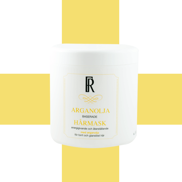 F.R ARGAN OLJA MASK