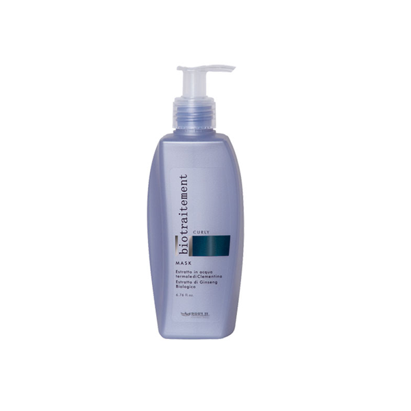 BIOTRAITEMENT CURLY MASK