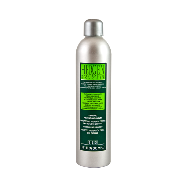HERGEN HAIR LOSS PREVENTION SHAMPOO
