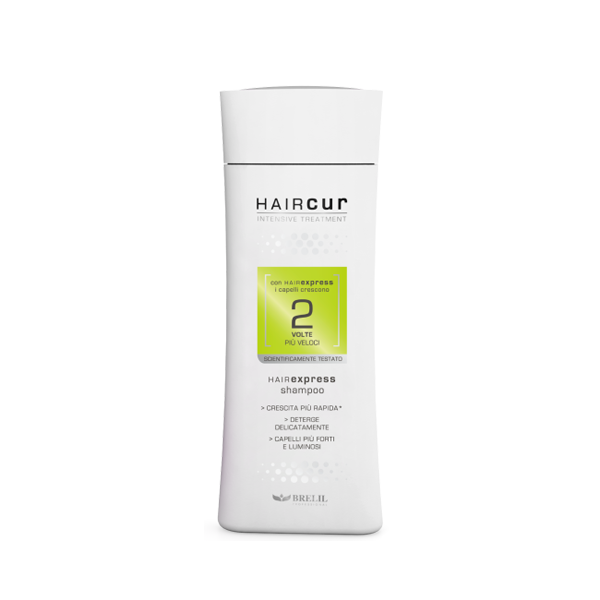HAIREXPRESS 2 TIMES FASTER SHAMPOO