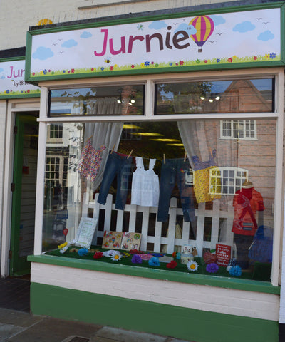 Jurnie Childrenswear on Solihull High Street