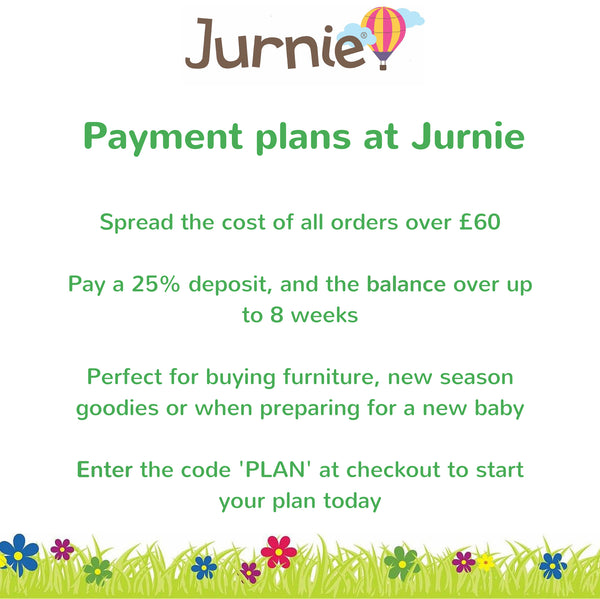 Payment plan childrens clothing