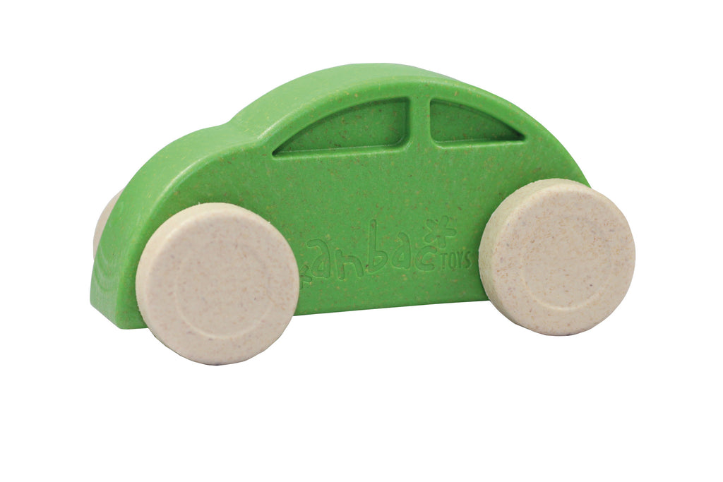 Anbac Car Toy - Green - Anbac - Jurnie