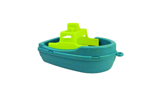 Anbac Boat/ Bath Toy - Blue
