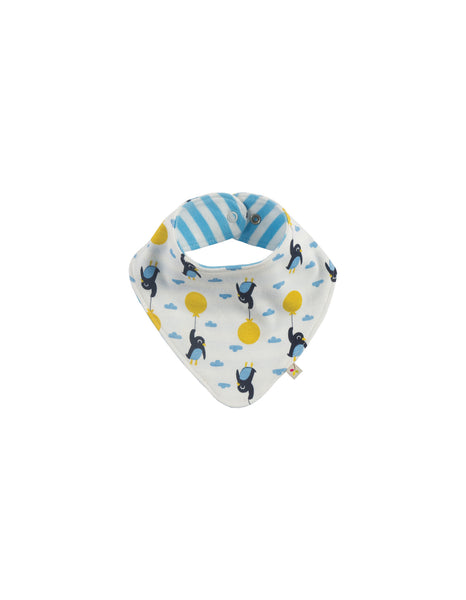 Dribble Bib - Up and Away - Frugi - Jurnie - 1