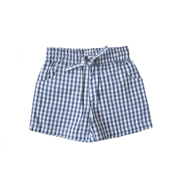Gingham check shorts - Kite - Jurnie - 1