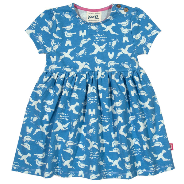 Seagull Dress - Kite - Jurnie - 1