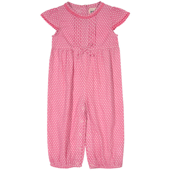 Polka Playsuit - Kite - Jurnie - 1