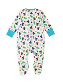 Lovely babygrow - Penguin Party - Frugi - Jurnie - 2