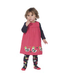 Lily Cord Dress - Duck - Frugi - Jurnie - 2