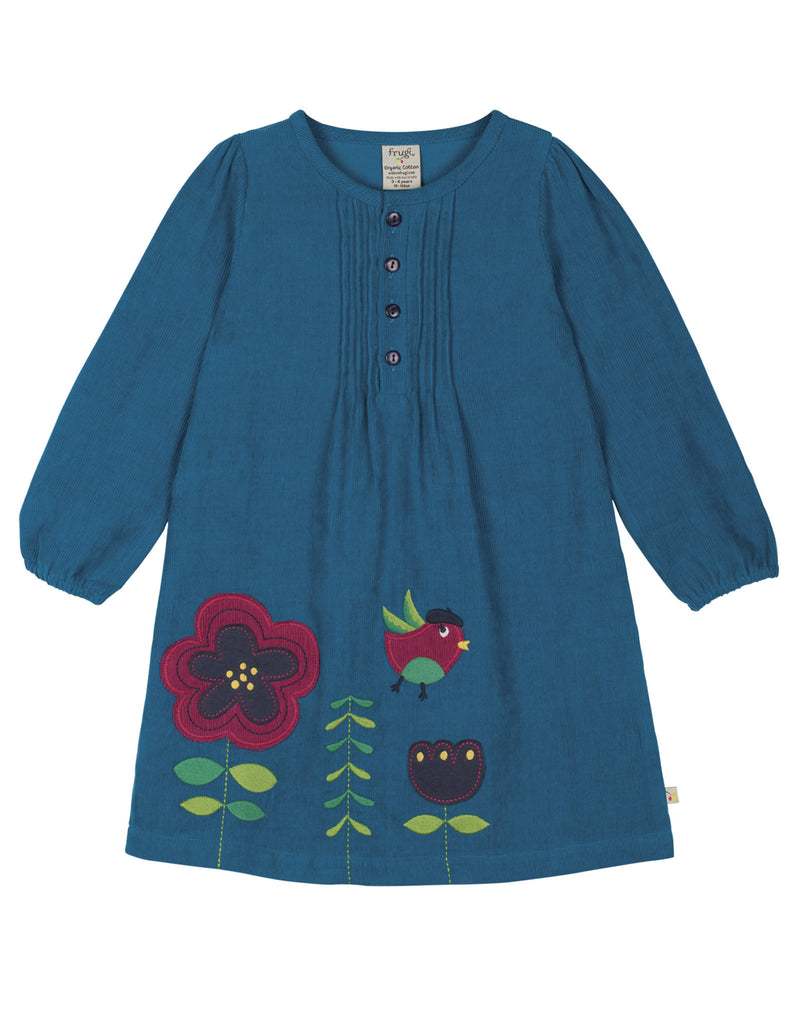 Heidi Cord Dress - Frugi - Jurnie - 1