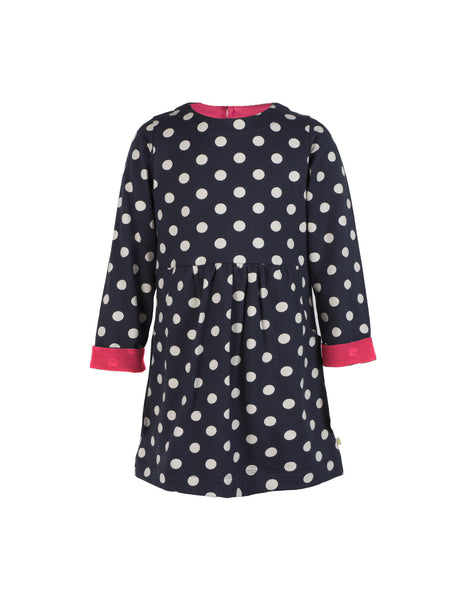 Lulu Jumper Dress - Frugi - Jurnie - 1