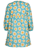 Meadow Dress - Sunflowers - Frugi - Jurnie - 2