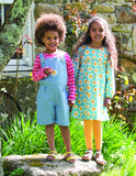 Meadow Dress - Sunflowers - Frugi - Jurnie - 5