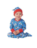 Lovely Knotted Hat - Snowy Friends - Frugi - Jurnie - 2