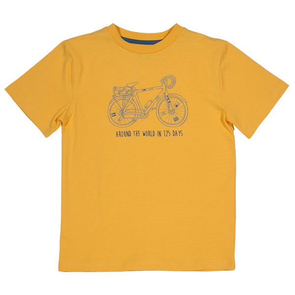 Bike T-shirt - Kite - Jurnie - 1