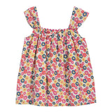 Rainbow daisy sun top - Kite - Jurnie - 1