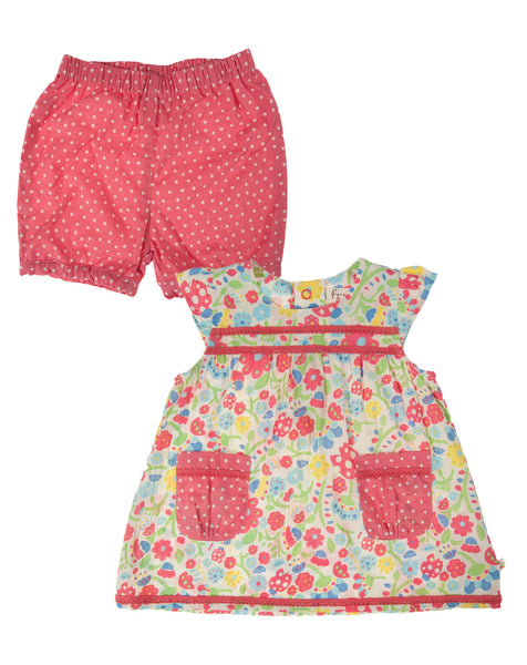 Baby Playsuit set - Frugi - Jurnie - 1