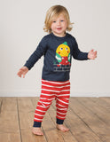 Little Long John PJs - Humpty Dumpty - Frugi - Jurnie - 6