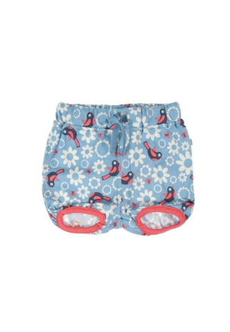 Baby bloomers - Surf blue