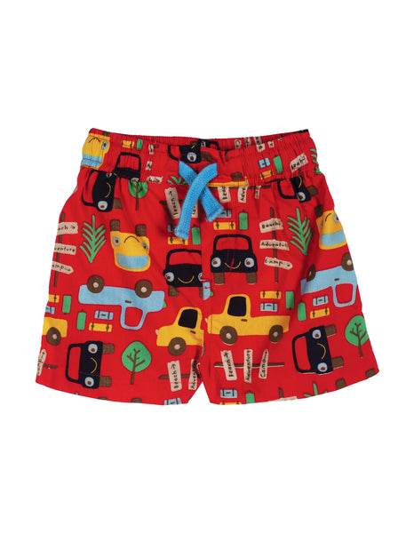 Little Beach shorts - Frugi - Jurnie - 1