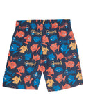 Board Shorts - Pirate Fish - Frugi - Jurnie - 2