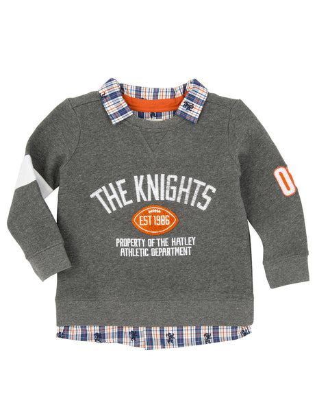Hatley 'The Knights' Fooler Sweatshirt - Hatley - Jurnie