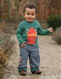 Layered highland cow top - Frugi - Jurnie - 3