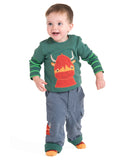 Layered highland cow top - Frugi - Jurnie - 2