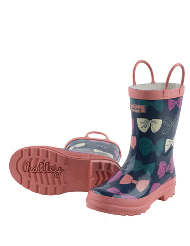 Shoes and wellies