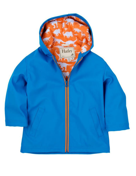 Royal Wild Dinos Splash Jacket - Hatley - Jurnie