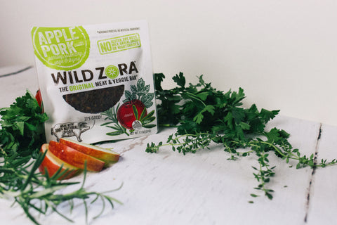 Why Parsley, Sage, Rosemary & Thyme? – Wild Zora Foods, LLC