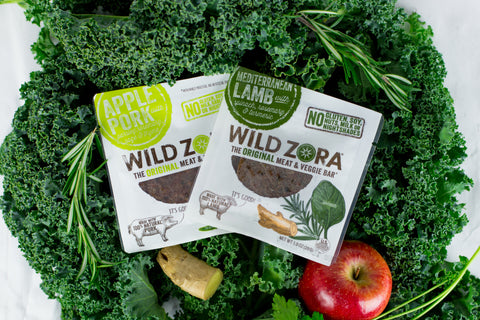 wild zora aip bars mediterranean lamb apple pork