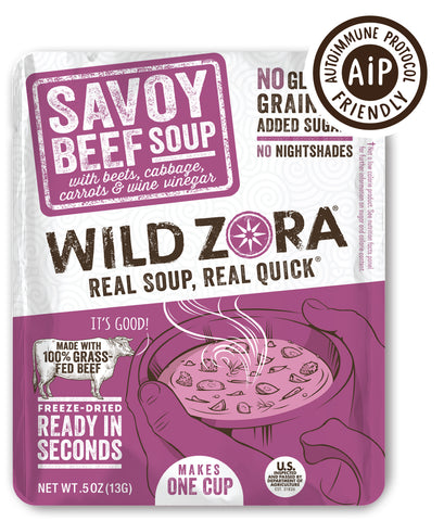 AIP Savoy Beef Instant Soup