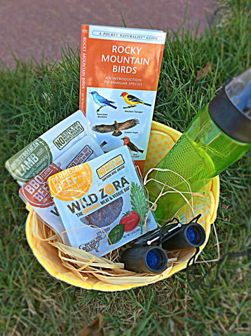 Birdwatcher's Easter Basket Idea
