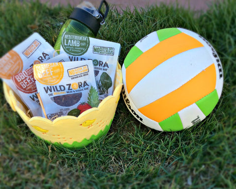 Sports Easter Basket