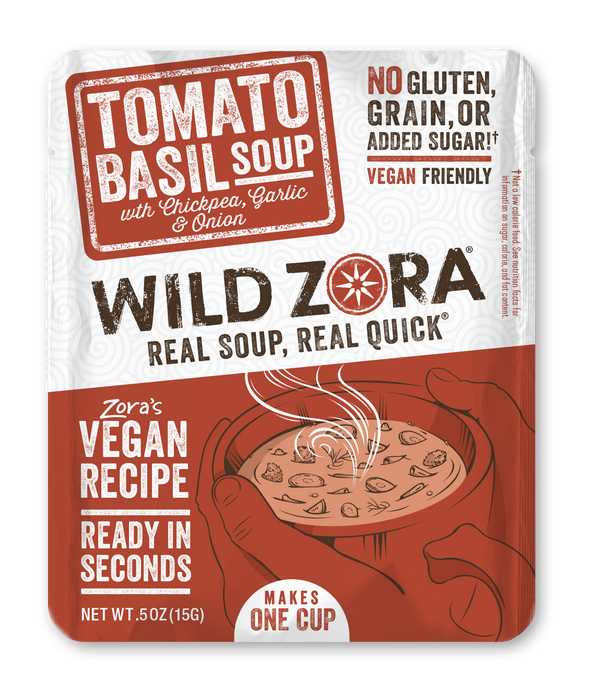 New! Vegan Soups - Vegan Multi-Pack