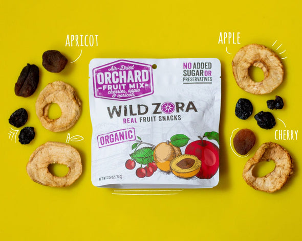 Orchard Fruit Mix (Air-Dried)