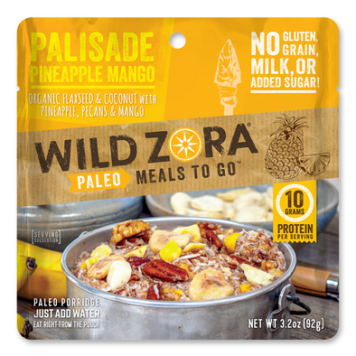 Flax Meals - Palisade Pineapple Mango