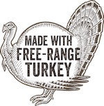 FREE-RANGE TURKEY