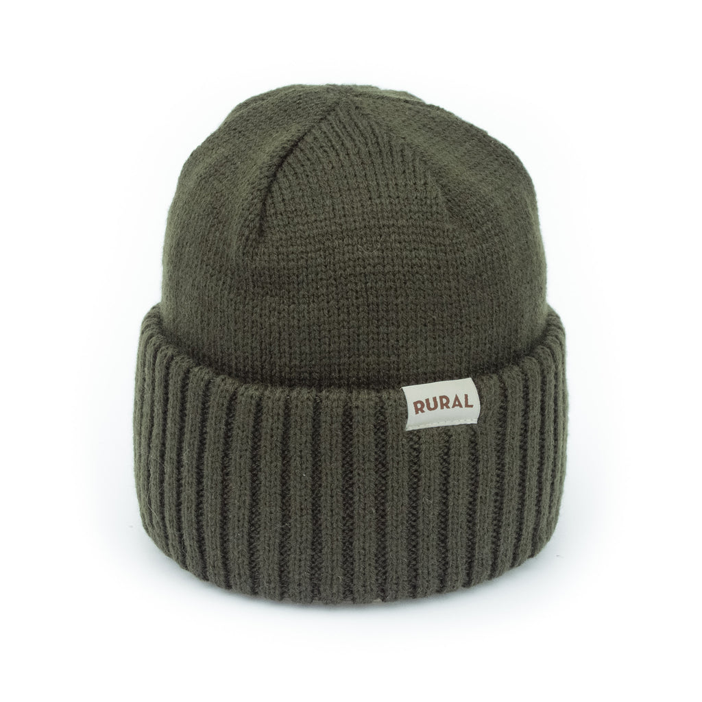 BC Beanie | Forest Green
