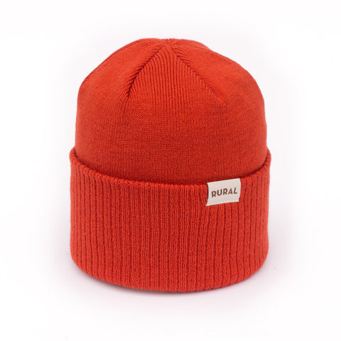 FLY Beanie | Red Fire