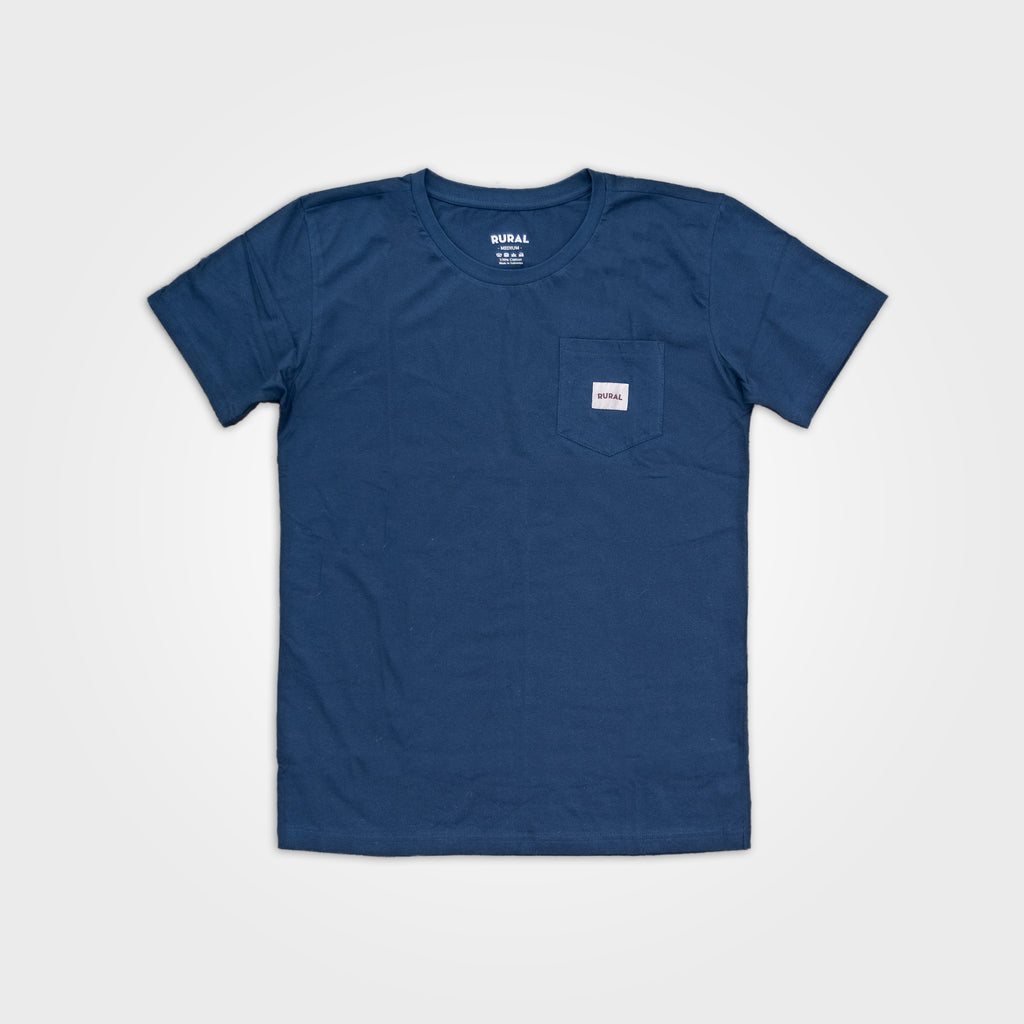 Pocket Tee | Marine