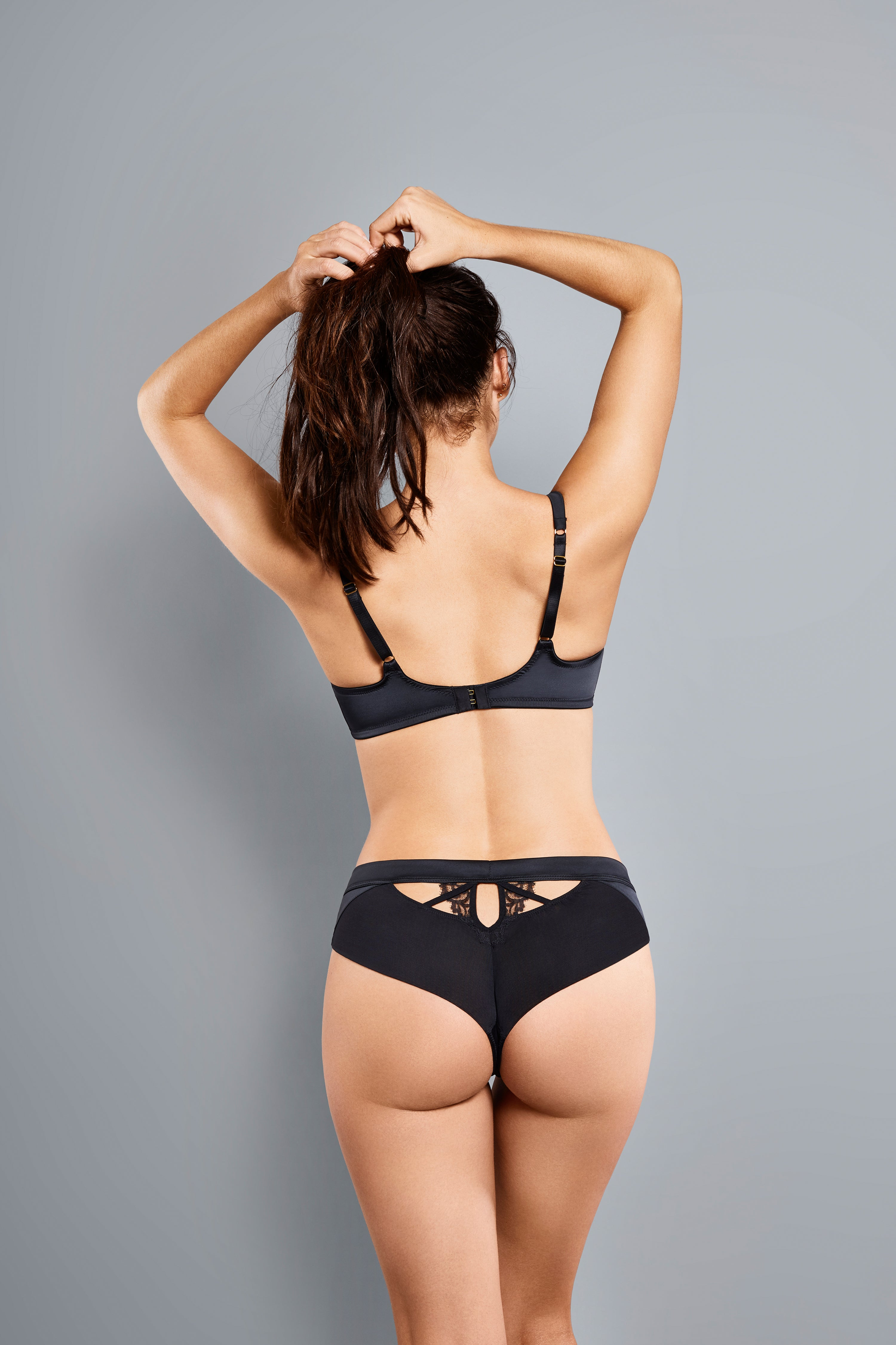 Lula - Black - Brief
