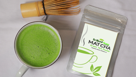 Matcha Green Tea Powder - Premium Grade Japanese Uji