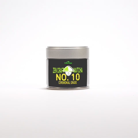 Zen Craft Matcha - No.10 Ceremonial Grade