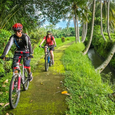 Cycling Adventure, Sightseeing in Bali